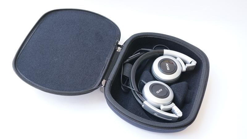 1 PCS Headphone case for AKG K420 K430 K450 K451 K480 Q460 K830BT K840